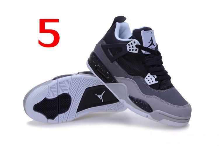 new concept 92ad1 2cbd5 ... Nike Air Jordan 4 Retro IV Toro Bravo Bred Green Glow Oreo Donner Herren-Basketball  ...