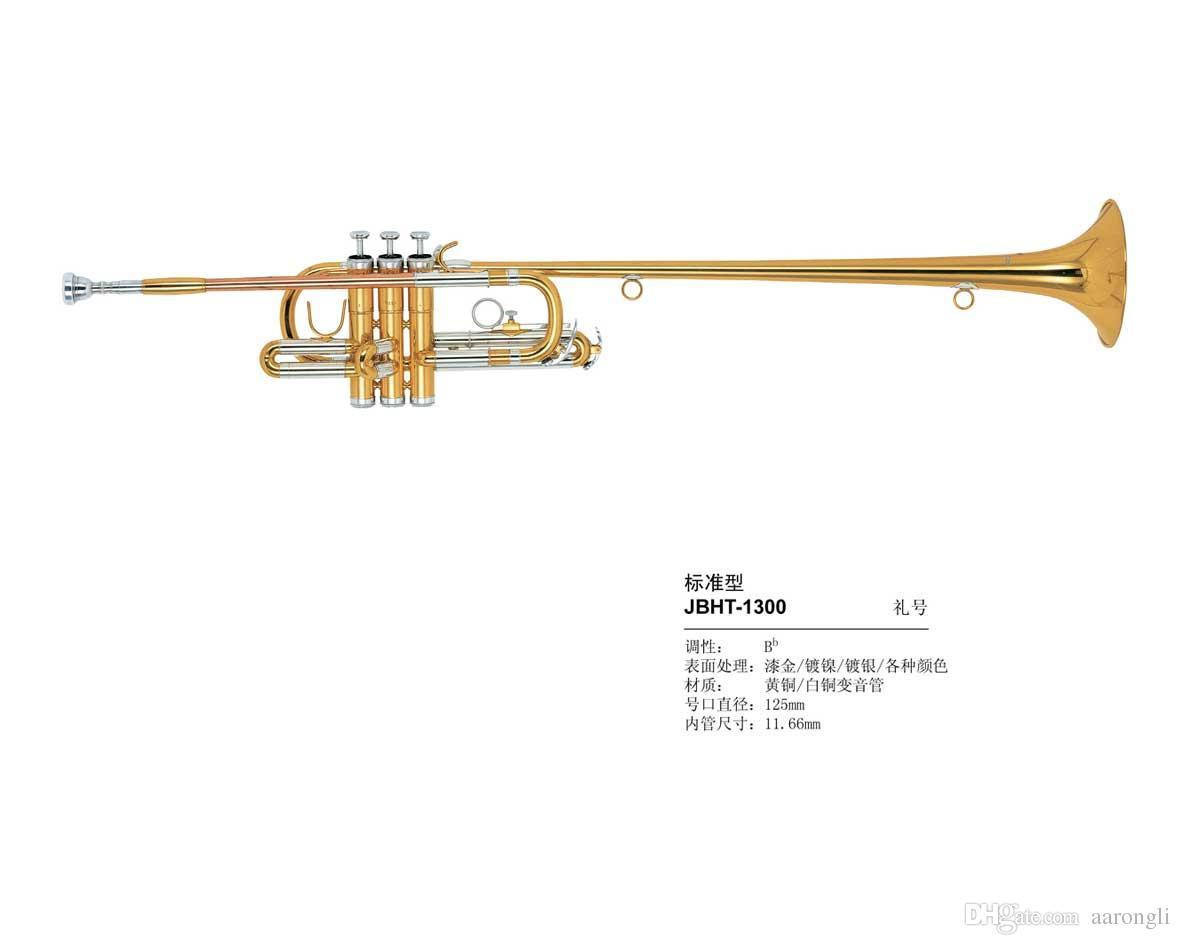 Großhandel - JBHT-1300 HERALD TROMPETE JINBAO