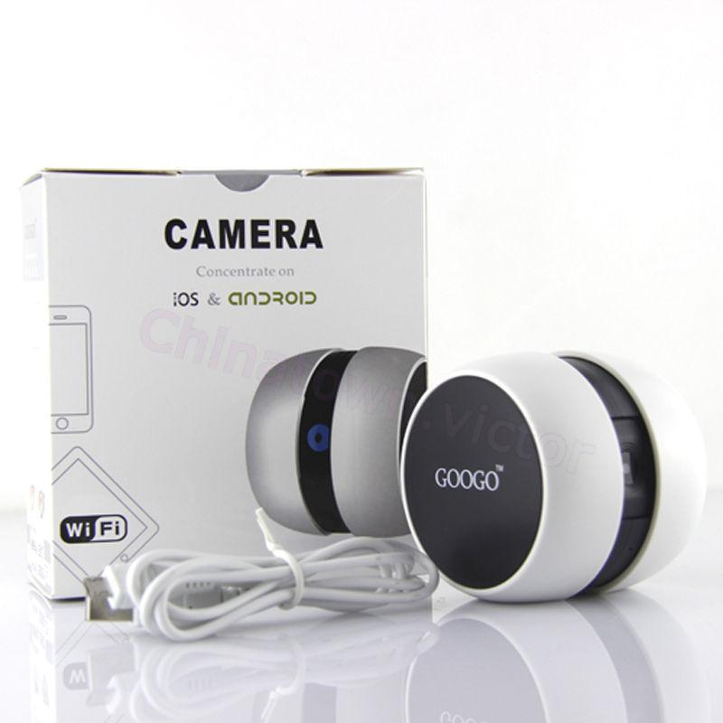 Googo Wifi Camera Wireless Video Baby Monitor For Ios Iphone Android