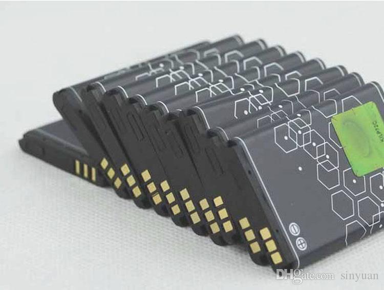 بطاريات بطارية الهاتف المحمول BL-5C عالية الجودة 1050mAh لنوكيا 1000/1010/1100/1108/1110/1111/1112/1116 / BL-5C