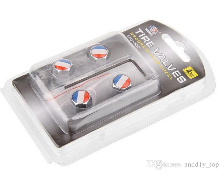 Запираемый Abarth противоугонная пылезащитный колпачок шин клапан крышки с логотипом автомобиля значки эмблемы Abarth с розничной коробке SZYX-0021