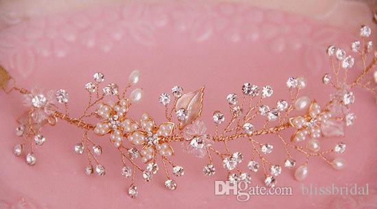 LK Emeturkive Royal Glamour Bridal Tiaras сверкающие кристаллы принцессы жемчужина горный хрусталь корона оголовье волос аксессуары для волос вечеринка свадебная тиара