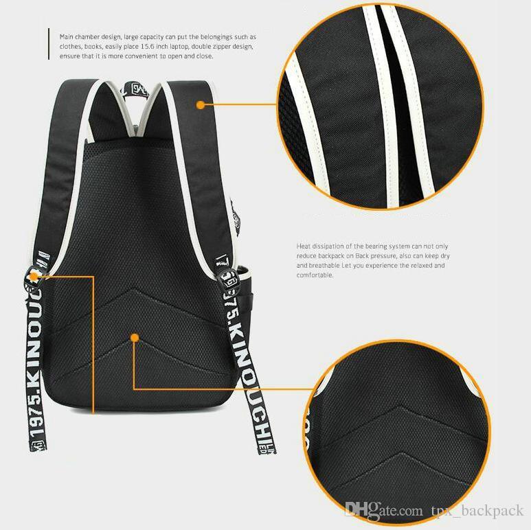 Shadowhunters zaino Ombra borsa cacciatori giorno pacchetto Storie vere scuola Tempo libero packsack qualità zaino Sport zainetto zaino Outdoor