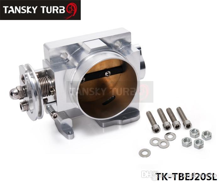 Tansky  -  Subaru GDB WRX STIバージョン7 8 EJ20 Turbo 2001-2005 70mmアルミターボスロットルボディTK-TBEJ20SL