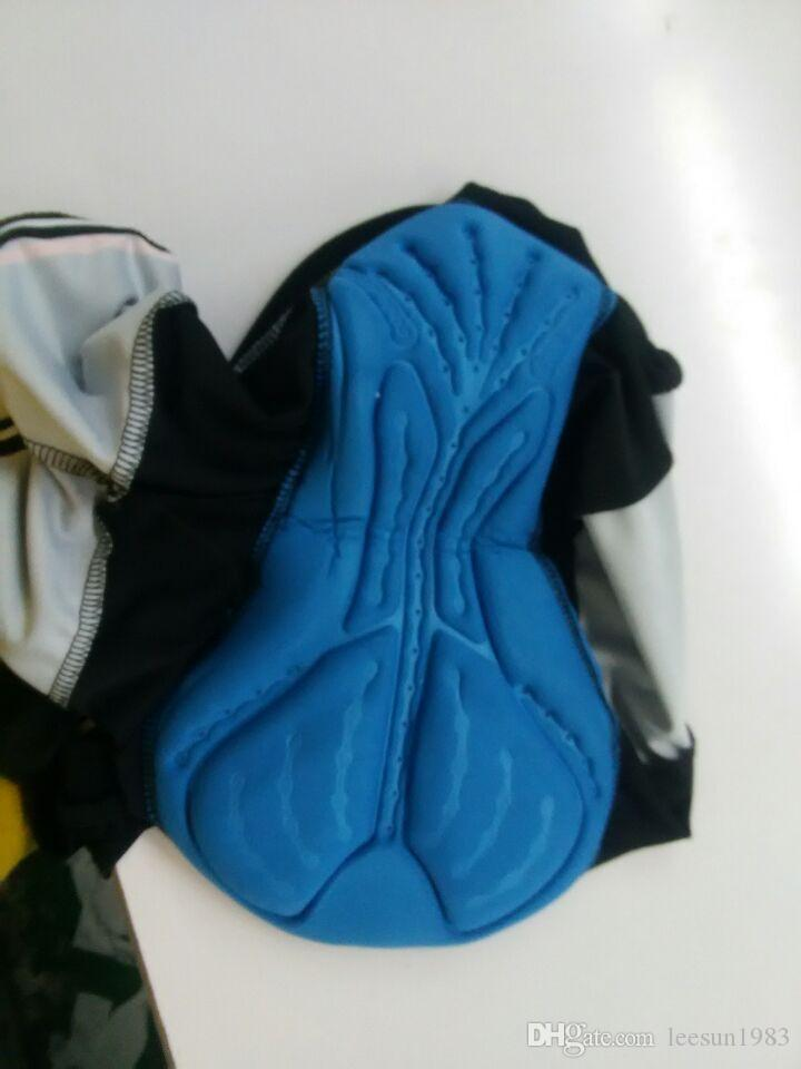 ملابس داخلية للرجال ملابس داخلية للرجال جيرسي CYCLING WEAR 2018 STEK STEP PRO TEAM BLUE SIZE: XS-4XL