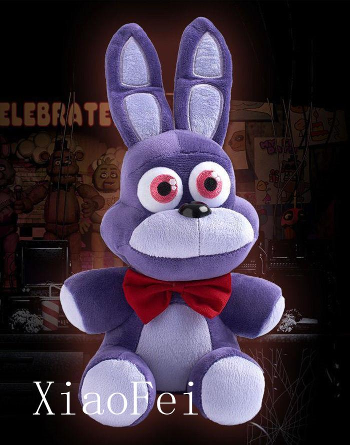 Hot Fnaf Five 5 Nights At Freddy S Bonnie 7 Plush Doll Toy Gift Christmas  Child Anime