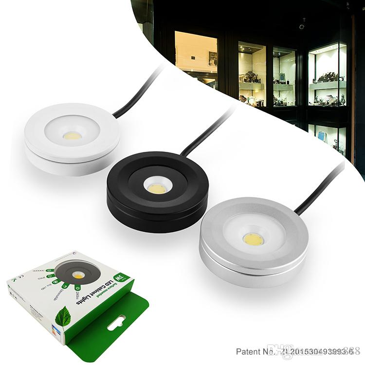 Surface Mounted LED Light Cabinet Lights 3W Energy saving lamp Dimmable Warm white Nature white Daylight