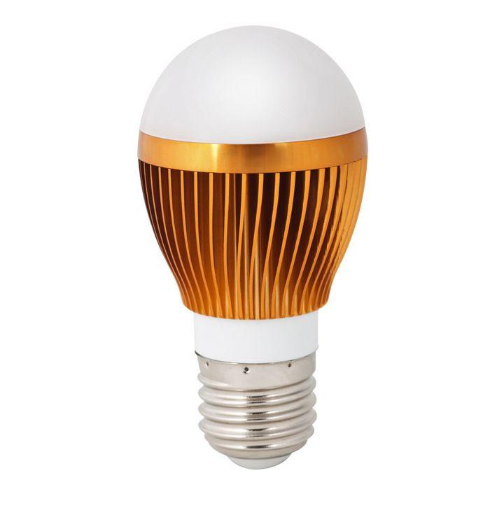 Super Bright Aluminium Heat Sink SMD5630 LED Bulbs E27 Globe Lights