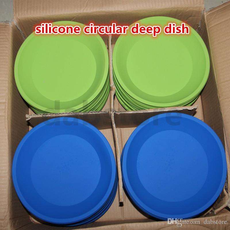 공장 가격 깊은 접시 둥근 팬 8.5