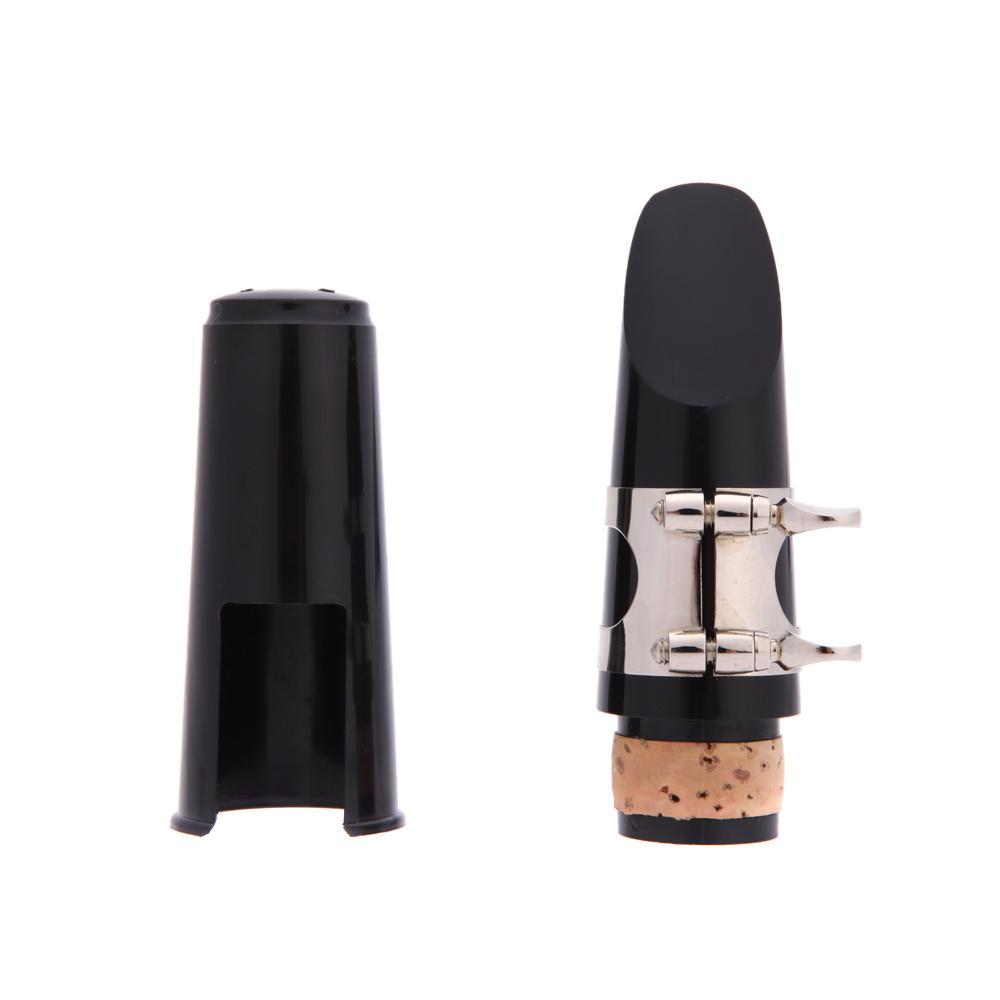 Кларнет аксессуары кларнет мундштук с пробковой смазкой Камышовый колпачок металлическая пряжка чехол щетка для очистки набор высшего качества