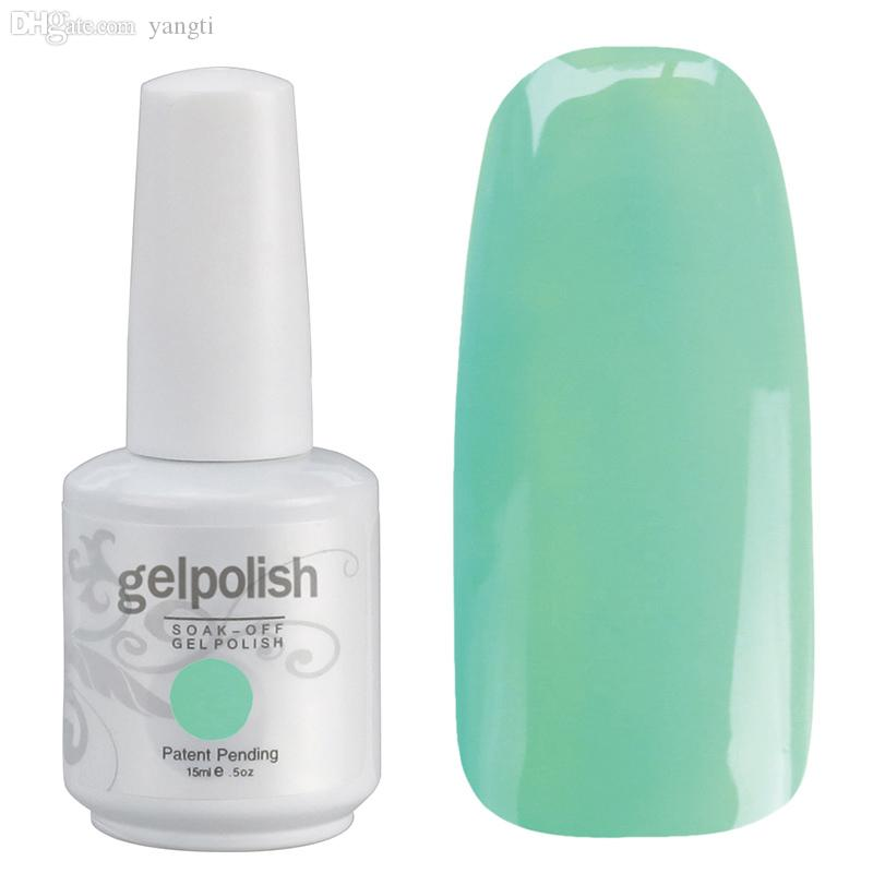 Wholesale Promotion Gelpolish 1594 Nail Gel Polish Brands Lamp Led ...