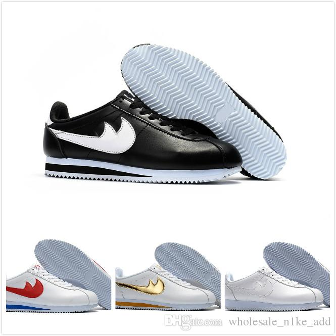 sports shoes 30a7c a52be 2018 new sale cortez shoes mens womens running shoes sneakers,cheap  athletic leather original cortez ultra moire walking shoes 36-44