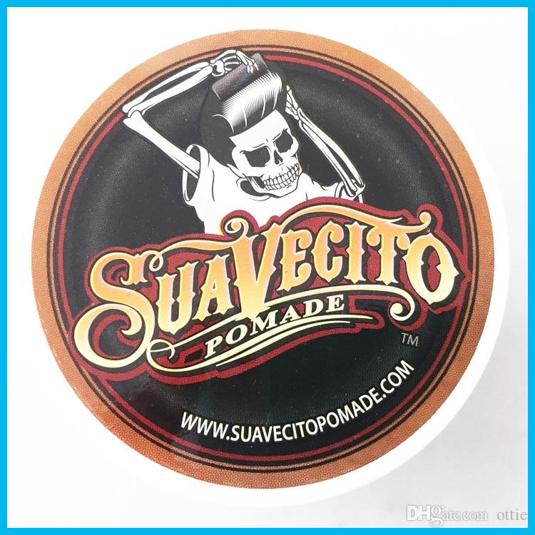 Suavecito Pomade Gel 4oz Strong Style Restoring Ancient Ways is Big Skeleton Hair Slicked Back Hair Oil Wax Mud by ottie