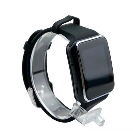 Bluetooth smart watch x6 com suporte para câmera sim card android 1.54 polegada led smartwatch para android ios telefones 2017