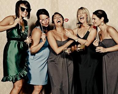 Moda Hot / Set Funny Photo Booth Rekwizyty Kapelusz Wąsy Na Stick Wedding Birthday Party Favor