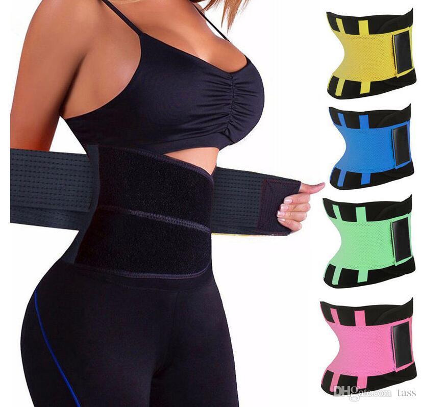 658d942fd0 Women S Fitness Waist Cincher Waist Trimmer Corset Ventilate Adjustable  Tummy Trimmer Trainer Belt Weight Loss Slimming Belt Buy Belts Online Belly  Fat ...