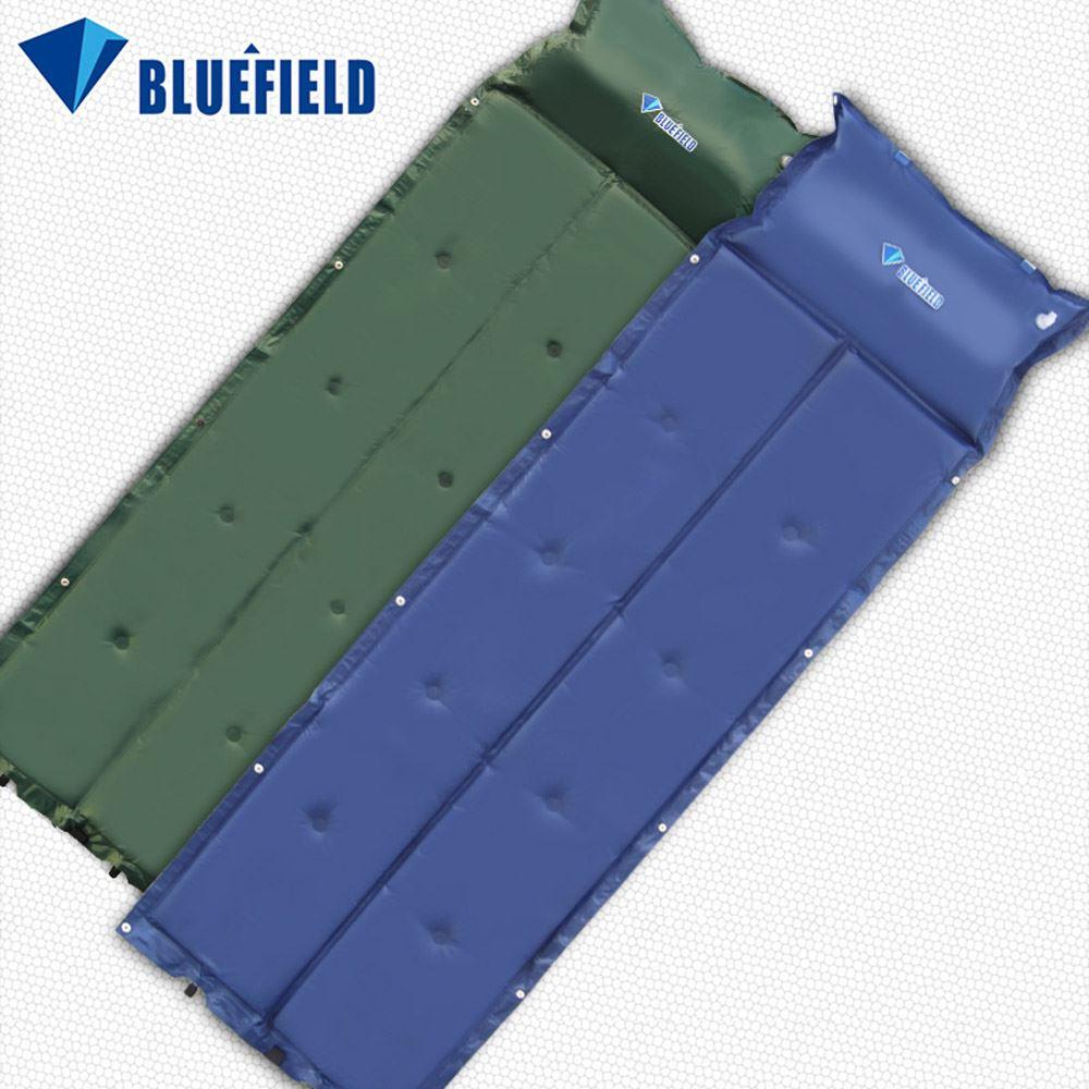 See larger image - Best Quality Bluefield Outdoor Thick Camping Self Inflatable