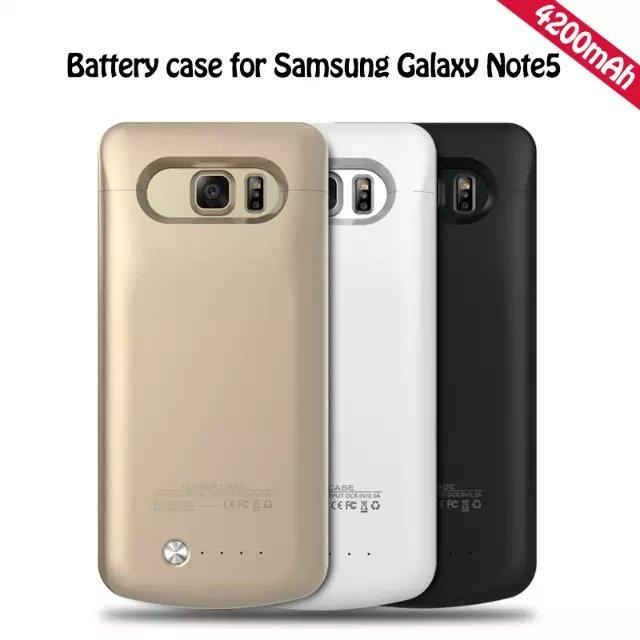 Power bank case external battery case for samsung Galaxy S6 edge plus note 5 S5 S4 note 4 iphone 6 6 plus