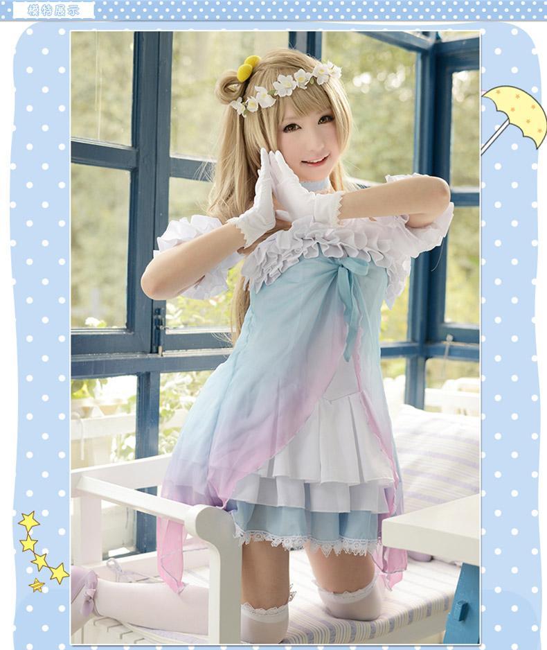Hot anime girl cosplay