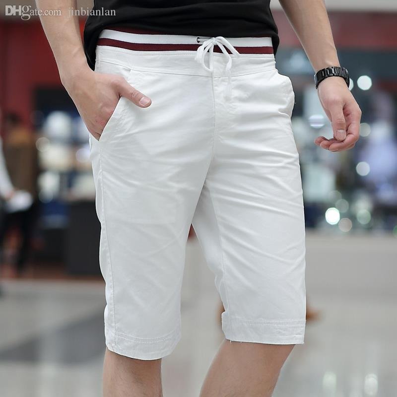 New 2018 Wholesale 2016 New Arrival Short Pants Men Fashion Casual  ZB34