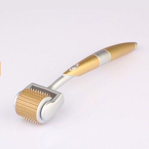 ZGTS 192 dermaroller 살롱 티타늄 더 마 롤러 사용 ZGTS 192 바늘 meso roller for beauty