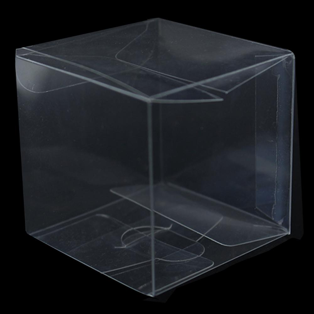b41ebf33b83 Transparent PVC Plastic Packing Box DIY Gift Craft Birthday Party Favor Clear  Plastic Pack Boxes For Event Supplies Corrugated Packaging Plastic Moving  ...
