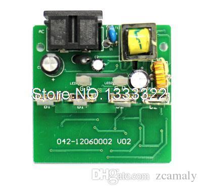 Promotie 1 stuk Soshine 9V 6F22 Intelligent Charger EU / US Plug + 2 stks Soshine 9V 650mAh polymeer oplaadbare Li-ion batterij