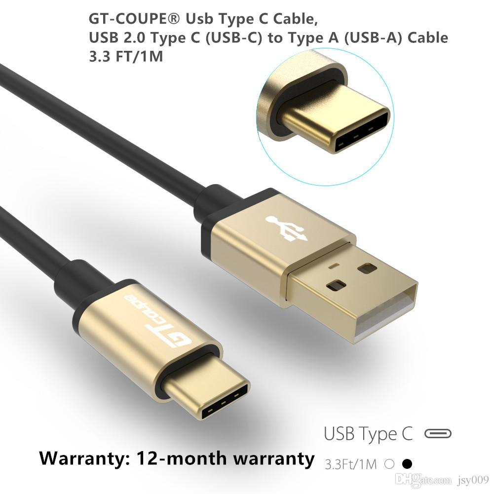 Gt Coupe Usb Type C Cable Usb Type C Usb C To Type A Usb A - Port usb type c