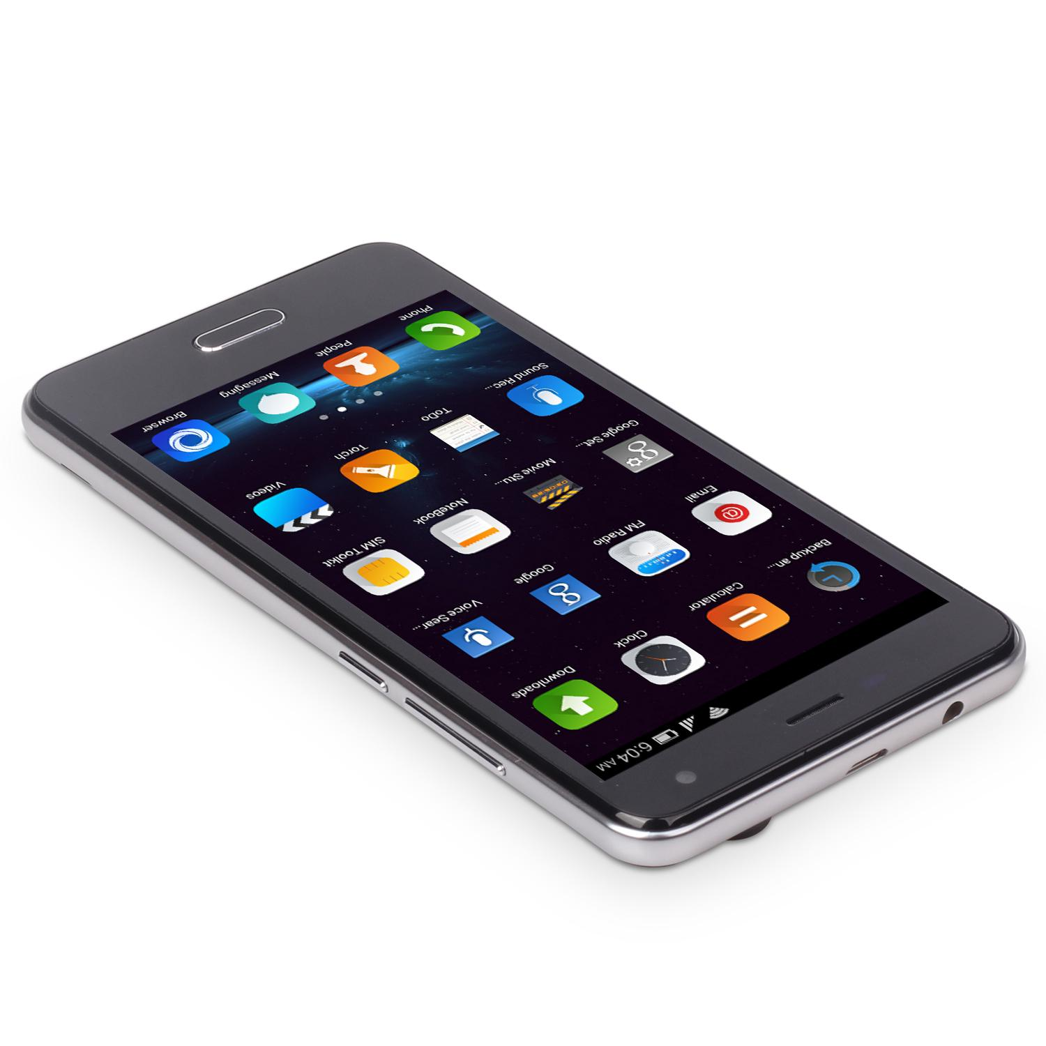 Elephone P5000 Android 4.4 MTK6592 Octa-core 3G FDD Phone w / 5.0