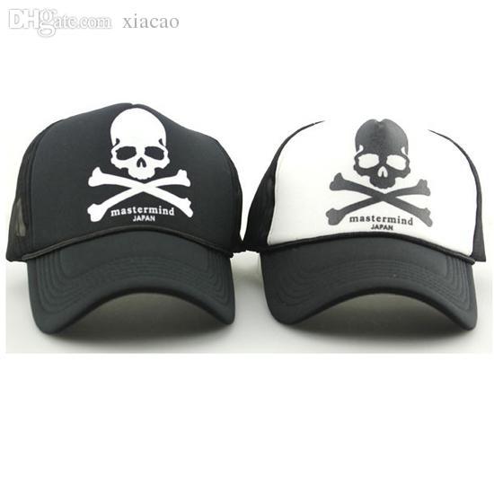 c7bdfad2c8c Wholesale Fashion Skull Raiders Hip Hop Cap Trucker Hat For Women Men  Outdoor Sun Snapback Hats Casual Mesh Hiphop Baseball Caps H6048 Cool Hats  Lids Hats ...