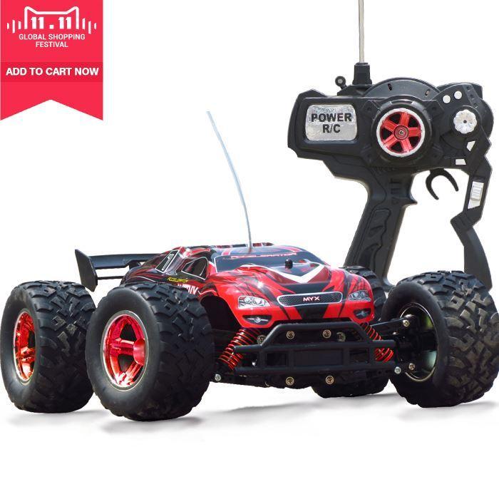 New Matrix Electric Remote Control Car Toys Rc Car 4wd Off Road ...