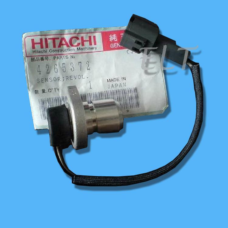 Hitachi EX120 EX200 EX200-1/2/3/5 Speed Sensor 4265372 RPM Sensor for Excavator