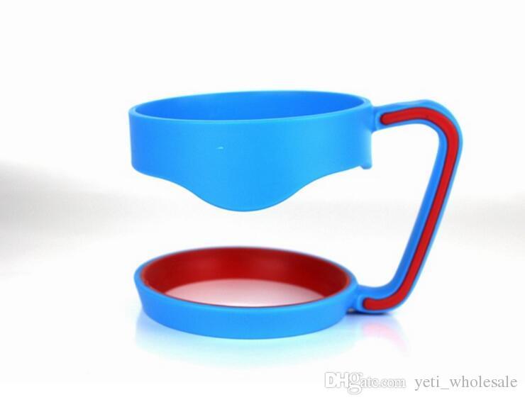 جديد عيد الميلاد روكي ماونتن مقبض 30 أوقية كأس البلاستيك drinkware مقبض اليد حامل صالح أكواب السفر مقبض