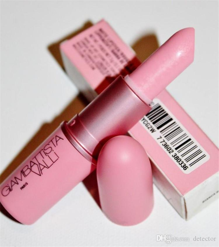 Brand Makeup Gia Valli Matte Lipstick Luster Lipgloss Frost Lipstick Matte Lipstick Collection