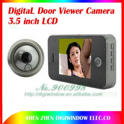 Wholesale 3.5 Inch DIGITAL Door Viewer Camera with Photo Taking Function Door Cam Black Or White Colors Optional Camera Bag Camera Photography Viewer Camera ...  sc 1 st  DHgate.com & Wholesale 3.5 Inch DIGITAL Door Viewer Camera with Photo Taking ...