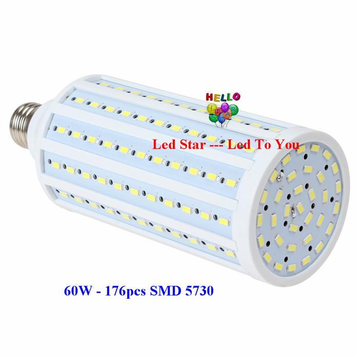 E26 E27 E40 geführte Birnen Mais-Lichter 40W 50W 60W 80W SMD 5730 LED-Strahler für Licht Lampada Pendelleuchten AC 85-265V