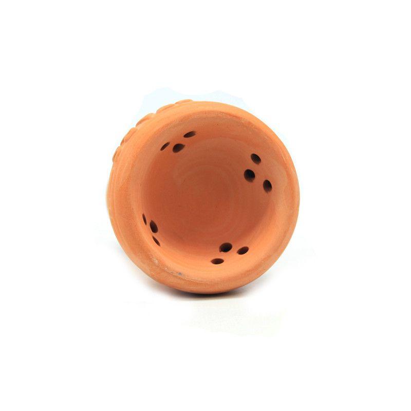 Rauchen Dogo Neue Ankunft Shisha Schüssel Shisha Zubehör Sterne Ton Shisha Bowl Keramikschalen Höhe Ca. 8,3 cm