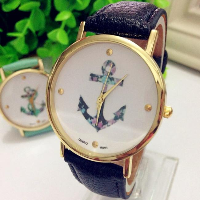 NEW LADY QUARTZ watch best price gift watch anchor style watch xwt033