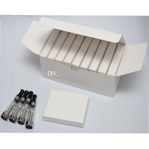 1.6ml CE4 klar Zerstäuber cartomizer E Zigarette mit langen Dochten großen Dampf Ego 510 Clearomizer fit Ego-Serie Batterie