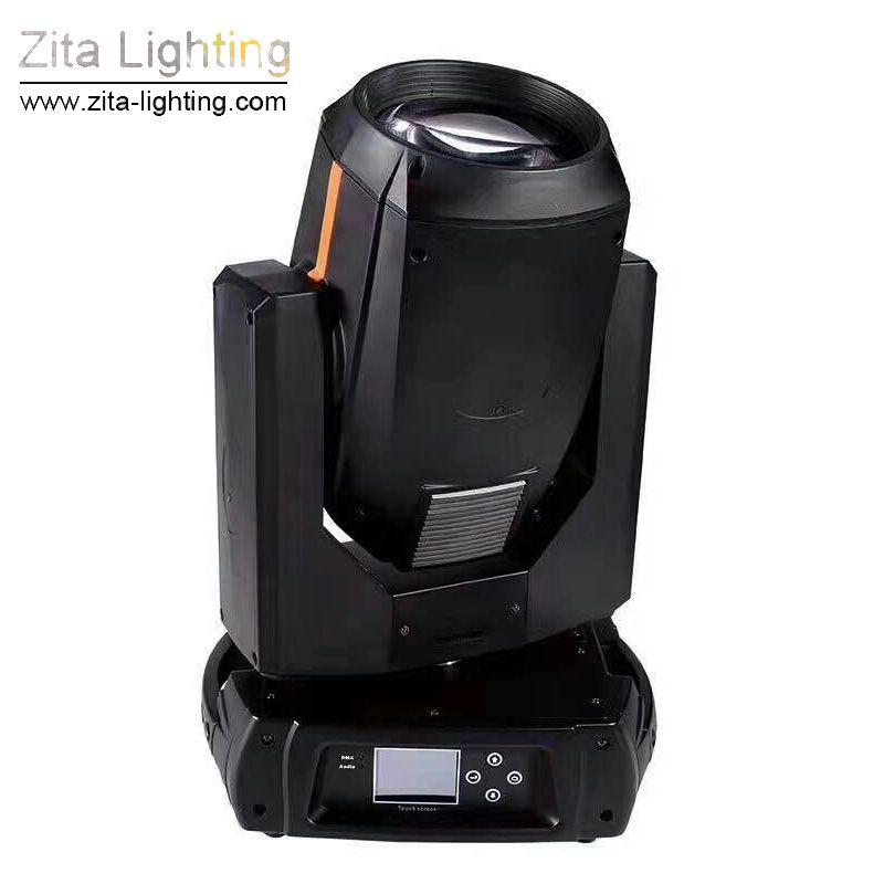 Zita Lighting 17R 350W Moving Head Lights Sharpy Beam Stage Light DJ Disco Spot Lights DMX512 Party Wedding Theater Atmosphere Light Effect