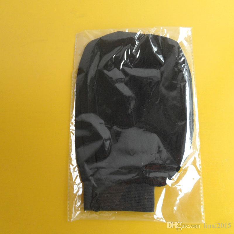 Morocco hammam scrub mitt magic peeling glove exfoliating tan removal mitt By DHL Free normal coarse feeling