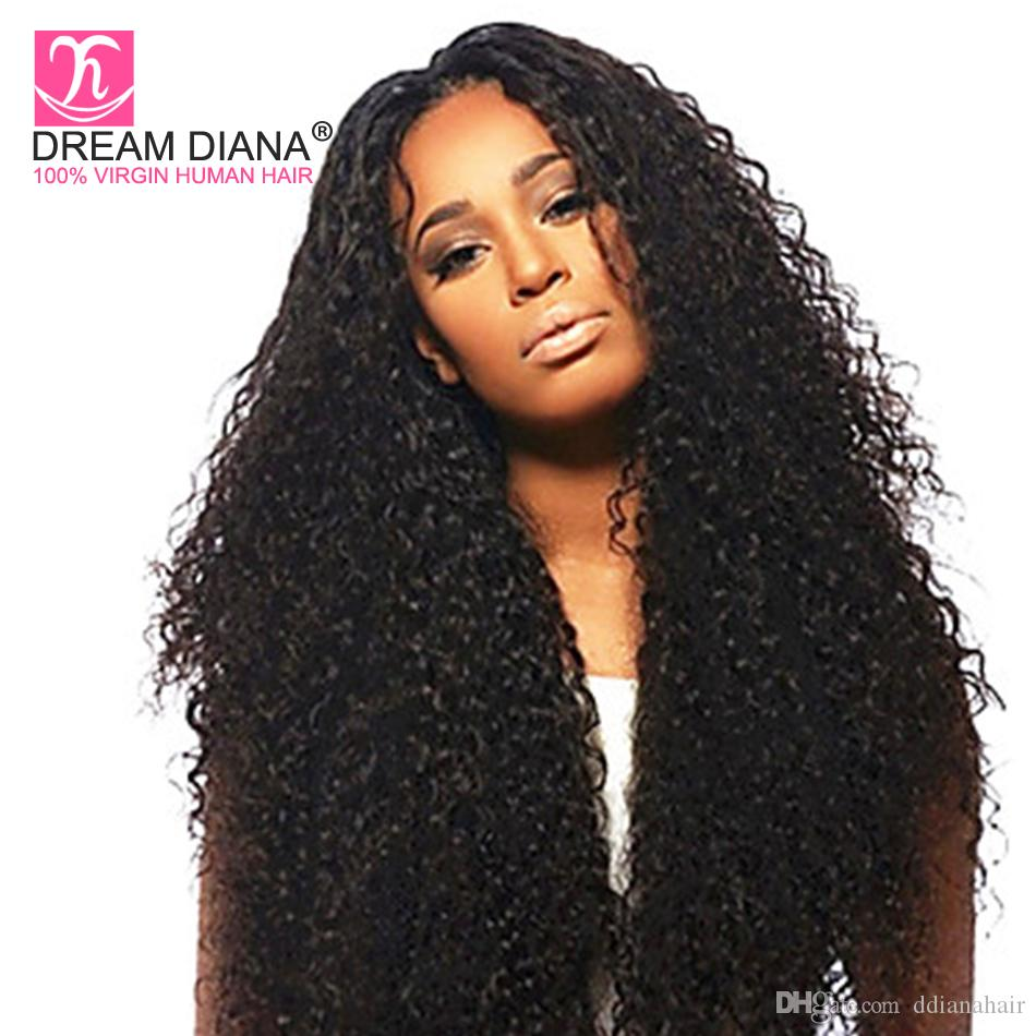 Brazilian Kinky Curly Virgin Hair With Closure Ali Queen Hair Products 3 Bundles With Kinky Curly Closure Afro Kinky Curly Hair