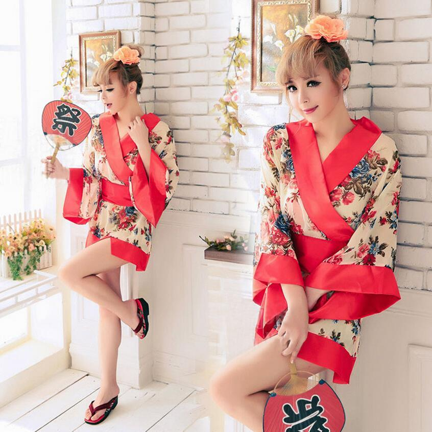 Japanse kimono Sex