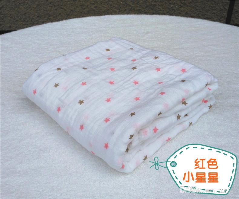 120 * 120 cm coperta di mussola aden anais bambino fasciataio avvolgere coperta coperta di spugna bambino primavera estate bambino coperta infantile spedizione gratuita fedex