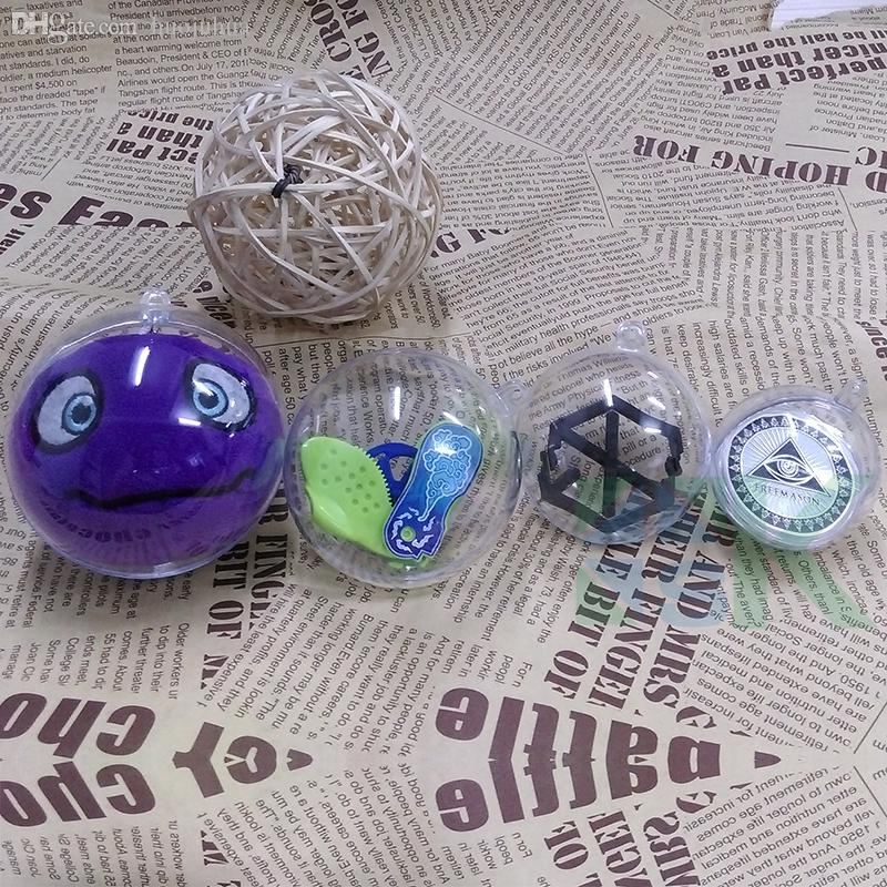 Wholesale Christmas Tree Decorations Ball Transparent