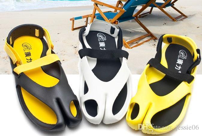 Moda erkek kadın Yaz İngiliz Sandalet Plaj Terlik marka yeni unisex Nefes hollow Flip Flop Ayakkabı 3 renkler drop shipping