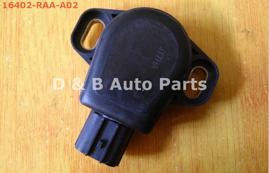[ Free Shipping ] Taiwan Brand-New Throttle Position Sensors  JT7HA-30784,16402-RAA-A02 For Honda Accord