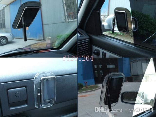 الشحن مجانا قوية ماجيك وسادة لزجة مكافحة زلة غير زلة حصيرة للهاتف PDA mp3 mp4 اكسسوارات السيارات 6 ألوان، /