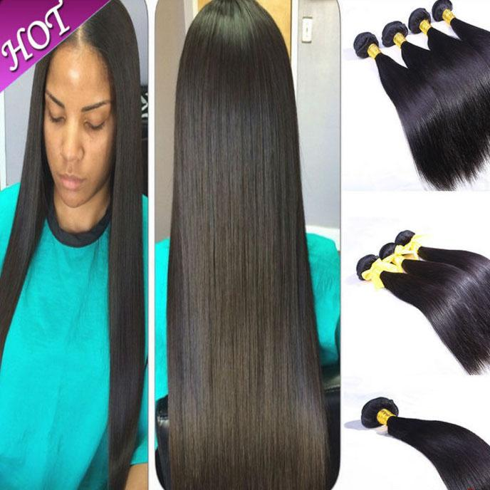 Malaysian Virgin Straight Hair Remy Irina 100 Unprocessed Remy