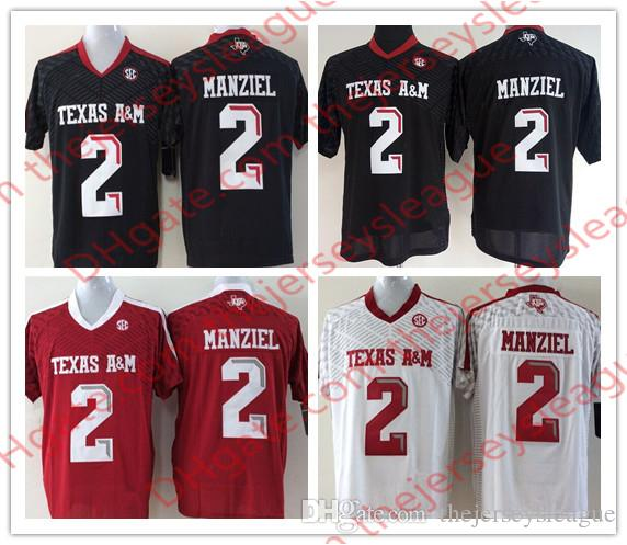 034137503ff 2019 Texas A&M Aggies Mens Womens Youth #2 Johnny Manziel Kids Black Red  White Stitched NCAA College Jerseys From Thejerseysleague, $28.43 |  DHgate.Com